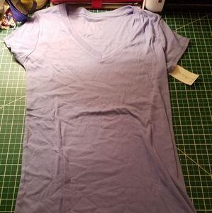 Liz Lange Maternity V-Neck T-Shirt Short Sleeve
